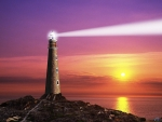 A Beam of Light From the Lighthouse