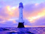 Bell Rock Lighthouse,Scotland