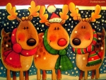 Rudolph And His Friends