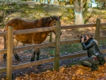 Cowgirl Photographer . .