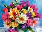 Flower Bouquet C