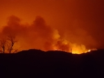 Thomas Fire, Ventura County, California