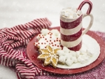 Hot Chocolate With Sweets