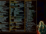 Linux terminal commands wallpaper