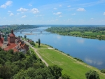 Vistula River, Poland