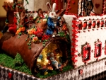 Alice In Wonderland Gingerbread