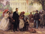 Lincoln and the contrabands
