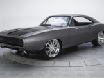 1970 dodge charger rt restomod