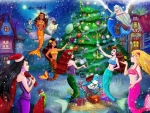 CHRISTMAS WITH THE MERMAIDS