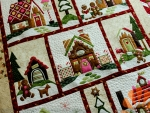 Gingerbread Houses Quilt