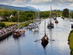 The Caledonian Canal - Scotland