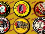 Indian Motorcycle Logos History