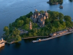 Boldt Castle and Yacht House, Upstate New York