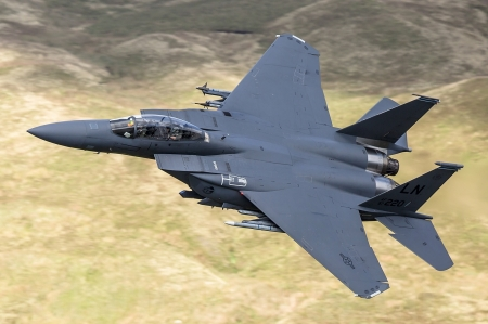 McDonnell Douglas F-15 Eagle - US Air Force, F 15 Eagle, F15, United States Air Force, Jets, Jet