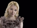 Evanna Lynch as Luna Lovegood