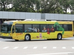 disney bus wrap