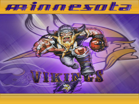 Minnesota Vikings - football, sports nfl
