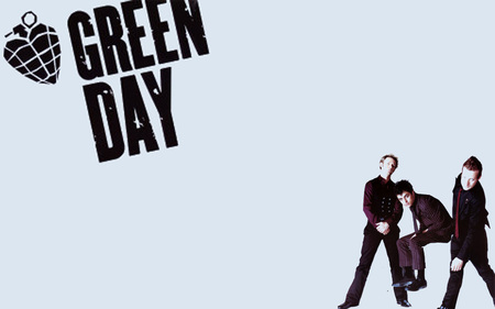 Greenday punk rock band - Music & Entertainment Background ...