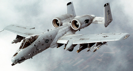 A10 Thunderbolt II - fighter, a10, jet, thunderbolt, military, recon