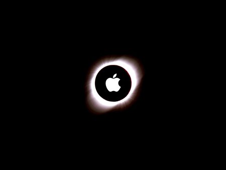 apple eclipse - apple, mac