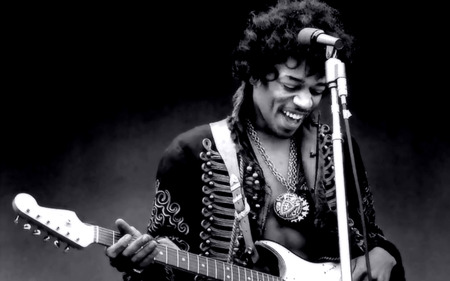 Jimi - wallpaper, jimi, fender, strat, entropy, hendrex, rock and roll