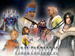 Tidus and his friends