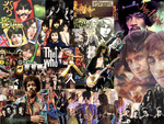Classic Rock Collage