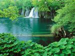 Plitvice Lake, Croacia