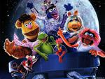 Muppets Form Space