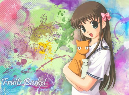 Fruits Basket - frutis basket, anime