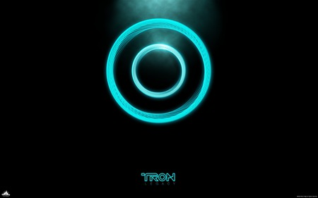 tron-legacy-desktop - light, bike, fast