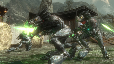 Halo Reach - cool, halo, screen shot, skirmishers, wallpaperl, halo reach