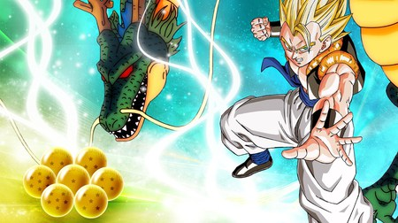 Gogeta and the Dragon Balls - balls, the, gogeta, and, dragon
