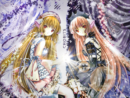 Chobits - persicom, chi, chobits, anime