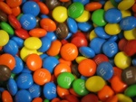 Tasty and Sweet - M&M's