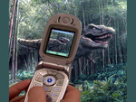 Cell Phone T Rex