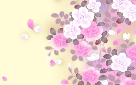 SWEET FLOWER PATTERN DESIGN - flowers, pattern, design