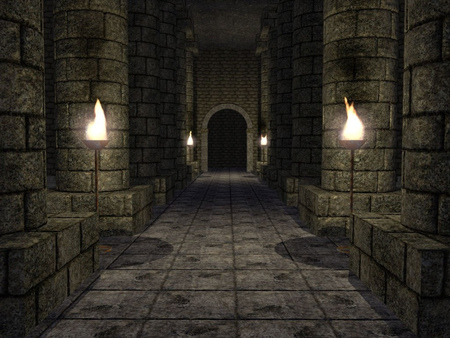 Castle hall fantasy abstract background wallpapers on for 3d wallpaper for hall