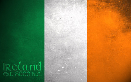 Irish Flag Pride  Other &amp Abstract Background