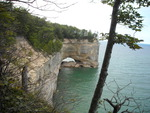 Pictured Rocks, Upper Peninsual Michigan