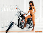 Hooters Chopper