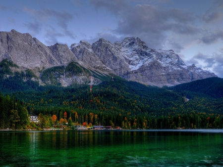 Mountain: Zugspitze Germany Montains Nature Bavaria Mountain ...