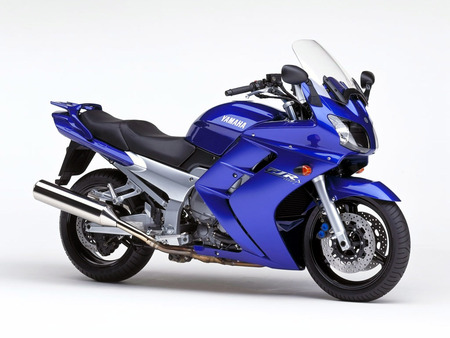 Yamaha FJR 1300 Sports Bike - sports bike, power speed