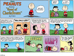 charlie brown falls for lucy's trick