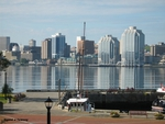 Halifax Harbour, Nova Scotia