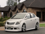 Toyota Avensis Vip'style
