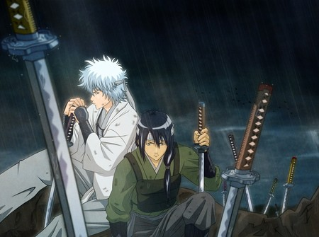 Gintama - anime