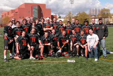Oregon State Lacrosse Booster Club - lacrosse, oregon