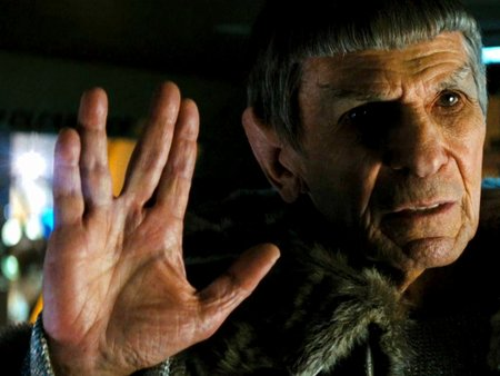 Star Trek  - adventure, movie, vulcan, movies, cinema, spock, startrek, time travel, space