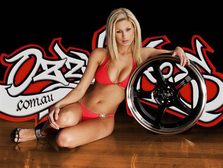 Hot Custom Wheel - wheel, model